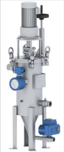 Mechanical Inward Water Drum Self Cleaning Filter pictures & photos