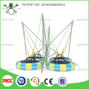 Inflatable Bungee Jumping Trampoline for Sale pictures & photos