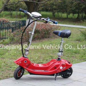 (QX-1005) Two Wheel Foldable Lightweight Min Electric Adult Scooters pictures & photos