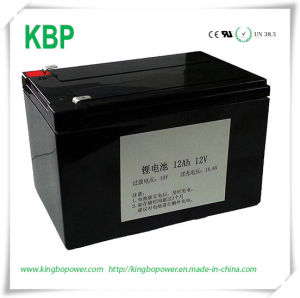 LiFePO4 12V 8ah Lithium Battery for LED Light pictures & photos