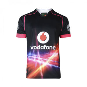 Custom All Black New Zealand Rugby Jerseys pictures & photos