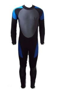 Men′s 2/3mm Neoprene Long Sleeve Wetsuit (HX-L0093) pictures & photos