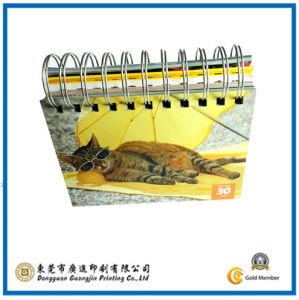 Adverstising and Promtional Table Paper Calendar (GJ-Calendar090) pictures & photos