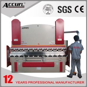 Hydraulic Cutting Machine QC12y-20*5000 E21 pictures & photos