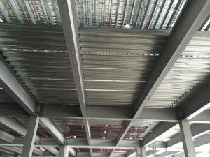 galvanized corrugated steel deck framing