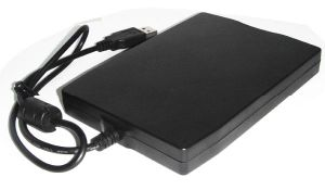 USB 1.1/2.0 Portable External Floppy Disk Drive for Laptop PC pictures & photos