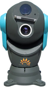 Vehicle-Mounted Dome Thermal Camera 3.4km Nightvision pictures & photos