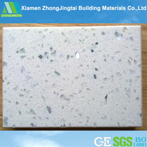 Glory Stone 20mm Thick Polyester Resin Artificial Quartz Stone pictures & photos