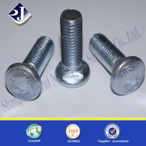 8.8 Round Head Bolt with Oxid Black pictures & photos