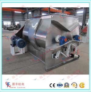 Ce, ISO, SGS Approved Stainless Chicken Feed Mixer pictures & photos