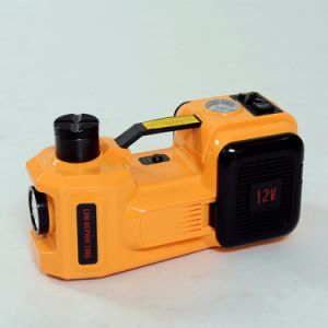 Chinese Supplier Car Emergency Repair Tools 12V Electric Lifting Car Jack and Impact Wrench pictures & photos