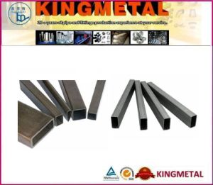 Rectangular and Square Seamless Steel Pipe pictures & photos