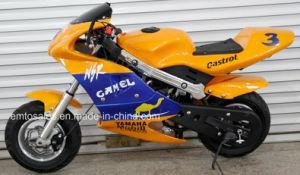 49cc Pocket Bike with Front Shock (et-pr204-2) pictures & photos