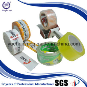 Export to Korea Yellowish BOPP Packing Tape pictures & photos