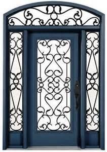 Exterior Decorative Used Door Reasonable Prices Entry Door (UID-S049) pictures & photos