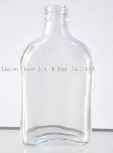 Wine Bottle, Glass Hip Flask 150ml pictures & photos