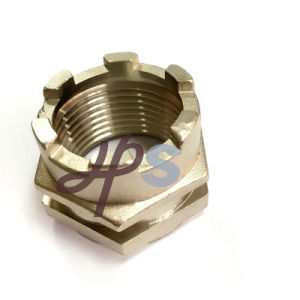 Forging Brass PPR Insert Factory 3/8′′-4′′ pictures & photos