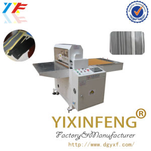 New Automatic Aluminum Foil Flat Bed Cutting Machine