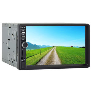 7.0inch Double DIN 2DIN Car MP5 Player with Wince System Ts-2020-2 pictures & photos