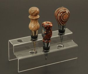 Custom Acrylic Wine Stopper Display Holder pictures & photos