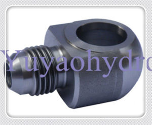 JIS Style Banjo Hydraulic Fittings with Metric 60 Deg Cone pictures & photos