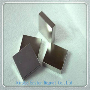N38h Permanent Neodymium/NdFeB Block Magnet pictures & photos