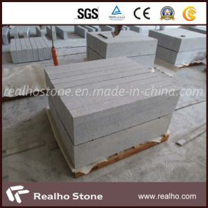 Sawn Cut Light Grey Granite Curbestone