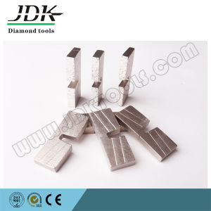 Good Sharpness U Diamond Segment for Granite Cutting Tools pictures & photos