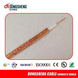 Factory Supply RG6 CCTV Cable/CATV Cable/Coaxial Cable pictures & photos