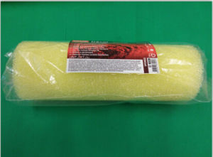 Sponge Foam Roller Brush with Big Hole Zjdh-0053 pictures & photos