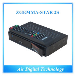 Promotion for Zgemma-Star 2s Free to Air Set Top Box DVB S2 Twin Tuners Satellite Receiver pictures & photos