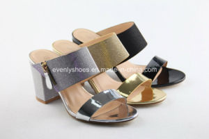 Bling Bling Fashion High Heel Shoes for Lady pictures & photos