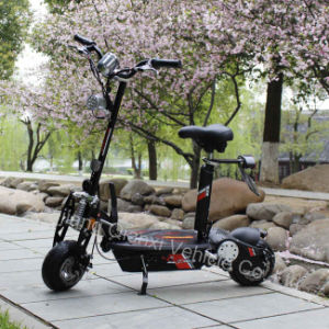 Two Wheel Electric-Powered Adult Min Vehicle Qx-2001 pictures & photos