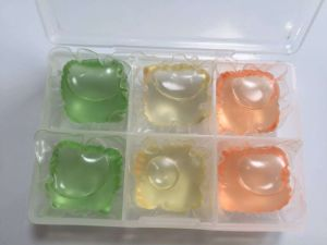 OEM&ODM Laundry Liquid Detergent Pod (Travel pack) , Liquid Detergent Laundry pictures & photos