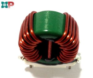 Vertical Common Mode Choke Coil Power Inductor L Pin pictures & photos
