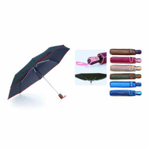 16 Ribs Straight Quality Edge Umbrellas (YS-SM25163416R) pictures & photos