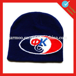 High Quality Cheap Custom Knitted Beanie Hat pictures & photos