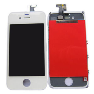 LCD /High Quality LCD for iPhone 4S pictures & photos