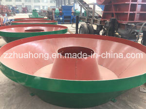 Huahong Gold Grinding Mining Machine Edge Runner Mill Parts pictures & photos