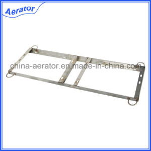 Stainless Steel Ruffled Stents Square Frame for Aerator