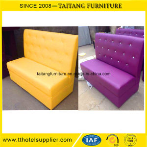 Factory Directly Design Cheap Restaurant Sofa Booth for Sale pictures & photos