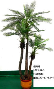 Best Selling Artificial Plants of 170cm Small Palm Tree 1073-21-1 pictures & photos