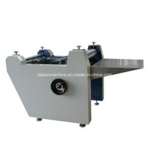 Semi-Automatic Case Maker/Double Sides Hardcover Folding Machine (YX-600)