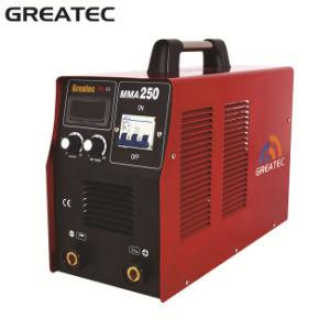 DC Inverter Arc Welder (MMA250 220V/380V Automatic Switch)