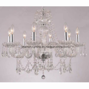 Decoration Projection Crystal Chandelier Lighting pictures & photos
