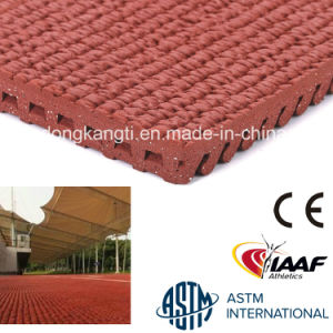 13mm Synthetic Rubber Track Rubber Flooring Mats pictures & photos