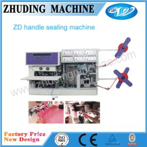 Plastic Bag Handle Sealing Machine on Sales pictures & photos