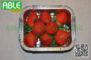 Disposable Aluminum Food Container Round pictures & photos