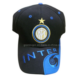 Custom Soccer Cap with Embroidery Logo pictures & photos