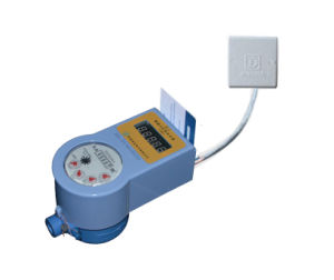 Prepaid Water Meter (touchless, Public use, Integrated Type)